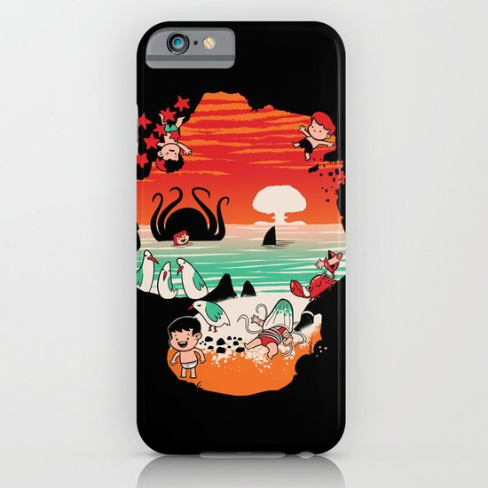Ready or Not iPhone & iPod Case