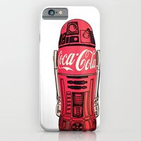 R2 Cola iPhone 6 Slim Case