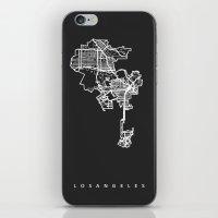 LOS ANGELES iPhone & iPod Skin