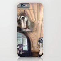 Schnauzer iPhone 6 Slim Case