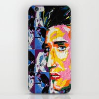 Taped Elvis iPhone & iPod Skin