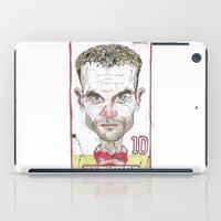 BERGKAMP iPad Case