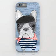 French Bulldog. iPhone 6 Slim Case