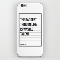 My Bronx Tale Movie Quot… iPhone & iPod Skin