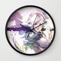 Heroes Never Die Wall Clock