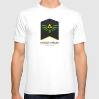 its dangerous to go alone Mens Fitted Tee White SMALL