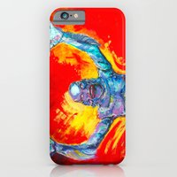 iPhone & iPod Case featuring Creature From The Black Lagoon  by Christopher Chouinard
