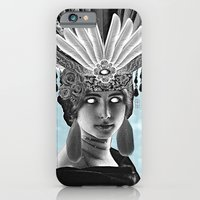 iPhone & iPod Case featuring Grace by Thömas McMahon