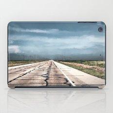Somewhere Along The Way iPad Case