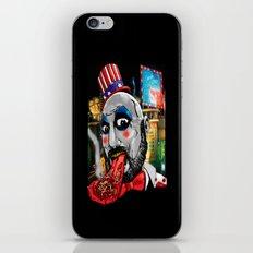 Killer Circus iPhone & iPod Skin