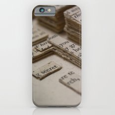 Book Art Maze 2 Slim Case iPhone 6s
