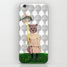 Les histoires d'enfance iPhone & iPod Skin
