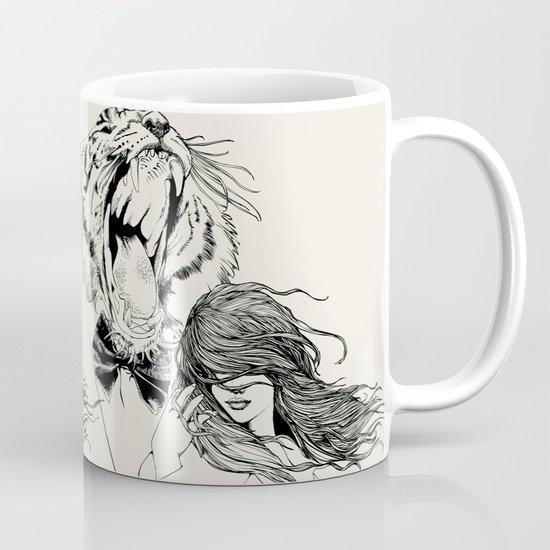 The Tiger's Roar Mug