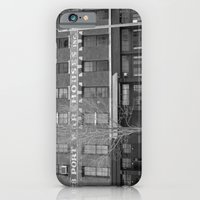 iPhone & iPod Case featuring NY warehouse by Constanza Ruiz