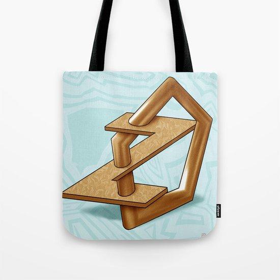 ODD PENTAGON Tote Bag