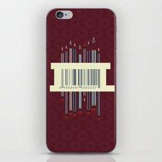 Pencils iPhone & iPod Skin