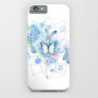 Dreamcatcher No. 1 - Butterfly Illustration iPhone 6 Slim Case