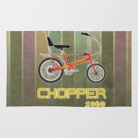 Chopper Bicycle Rug