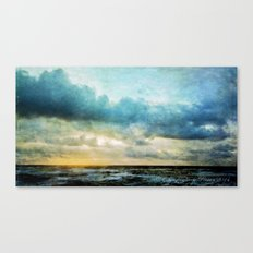 The Magical Sea  Canvas Print
