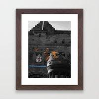 Scottish Framed Art Print