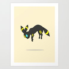 Umbreon Art Print