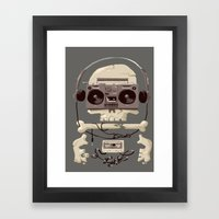 Doombox Framed Art Print