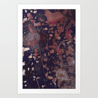 Rusted Away Art Print