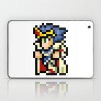 Final Fantasy II - Paladin Cecil Laptop & iPad Skin
