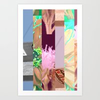 Crash_ 11 Art Print