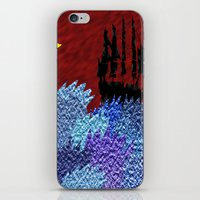 Anchors Away iPhone & iPod Skin