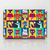 Thumbnail Monsters iPad Case