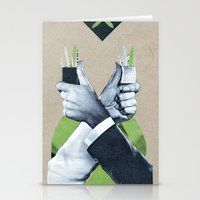 Service Toothpicks Stationery Cards