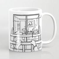 4EVER A VOYEUR Mug