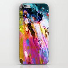 Self-Conscious Sparks iPhone & iPod Skin