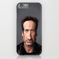 Celebrity Sunday ~ David Duchovny iPhone 6 Slim Case