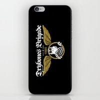 DryBones Brigade iPhone & iPod Skin