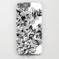 Cabbage Roses iPhone 6 Slim Case