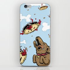 Pie in the Sky iPhone & iPod Skin