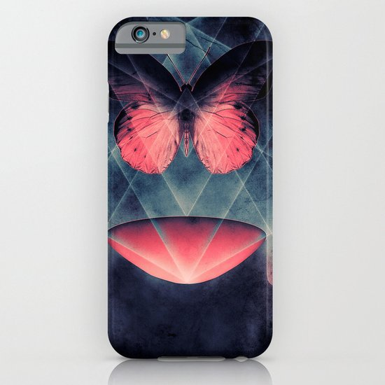 Beautiful Symmetry Butterfly iPhone & iPod Case
