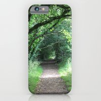 New Forest Tunnel iPhone 6 Slim Case