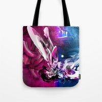 N-Vibe Tote Bag