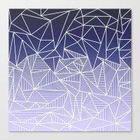 Bayo Rays Canvas Print