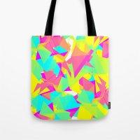 Abstract Rainbow Tote Bag