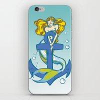 Anchored iPhone & iPod Skin