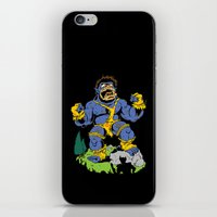 Cyclops iPhone & iPod Skin