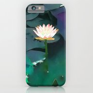Joie De Vivre ~ Lotus Ar… iPhone 6 Slim Case
