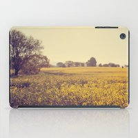 Vintage Field  iPad Case