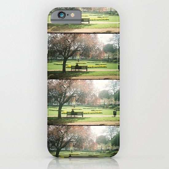 Imagination Garden iPhone & iPod Case