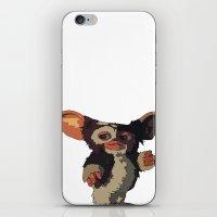 Gizmo, Gremlin color iPhone & iPod Skin
