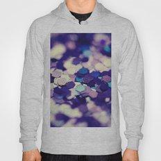 Grape Mix - an abstract photograph Hoody